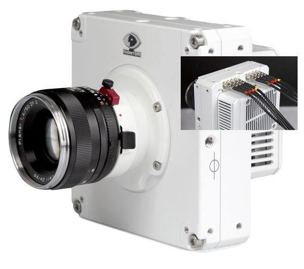Kamera szybka Phantom S990
