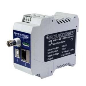 Czujnik ICP® oraz czujniki z wyjściem ładunkowym