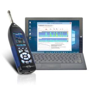 Miernik poziomu dźwięku SoundAdvisor model 831c