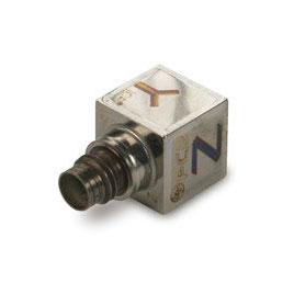 Trójosiowe akcelerometry typu ICP®