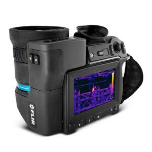 FLIR T1020 kamera termowizyjna
