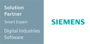 Siemens SW Solution Partner Smart Expert Emblem Horizontal for dark color background 300x146 - Simcenter blog